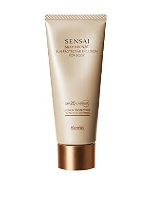 Kanebo Emulsión solar Silky Bronze Sun 20 SPF  150.0 ml