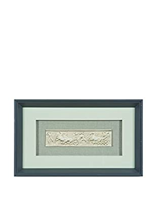 Starling Designs Rectangle Intaglio Collection Trojan War Depiction