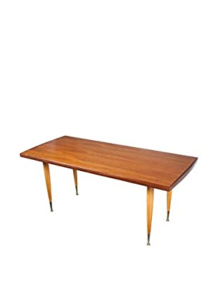 Scandinavian Coffee Table, Brown/Blonde