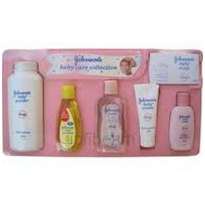 Johnson's Baby Care Gift Boxes-Deluxe