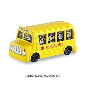 トミカ ドリームトミカ No.154 スヌーピースクールバス