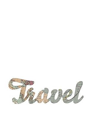 Panel Decorativo Travel