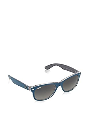 Ray-Ban Gafas de Sol New Wayfarer 2132-619171 (55 mm) Azul