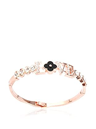 CHAMAY Brazalete Rose gold toned