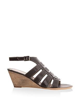Affaire De Style Keil Sandalette