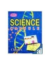 Science Capsule (Pocket Book Class-Ix) As Per Cbse Syll.