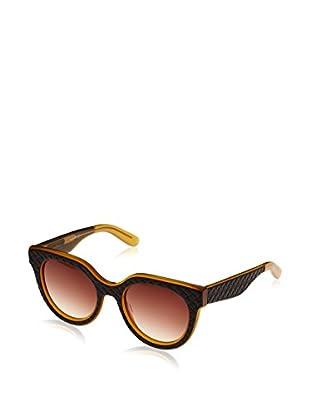 Bottega Veneta Gafas de Sol B.V.298/S (51 mm) Negro / Miel