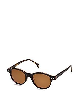 Polaroid Sonnenbrille P9356 (48 mm) schwarz/braun