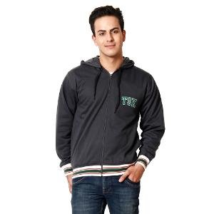 TSX Men's Sweatshirt - Grey