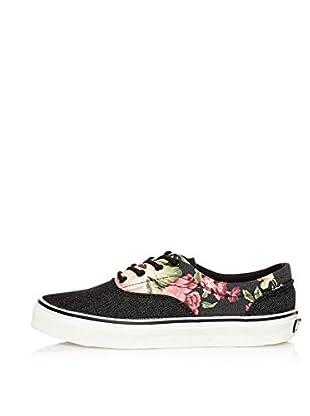 Wrung Sneaker Two Tones Fleur