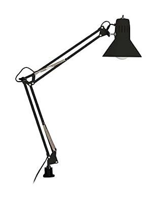 De-sign Lights Tischlampe Felix schwarz