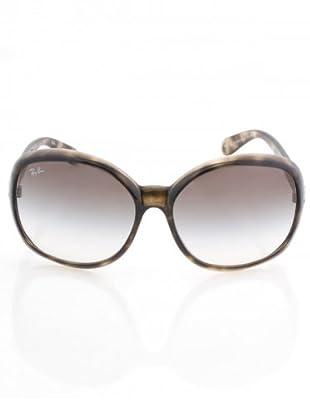 Ray Ban Sonnenbrille Jackie Ohh III (Grau/Weiß/Grün)