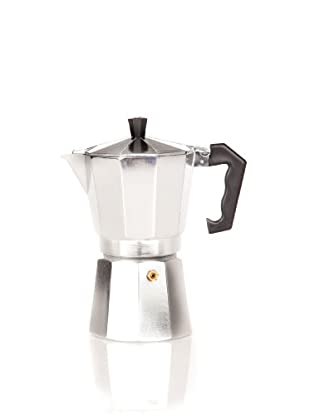 Cafetera expréss Aluminio 3 tazas