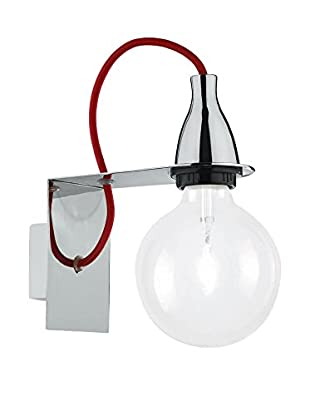 Evergreen Lights Wandleuchte Minimal AP1 silberfarben