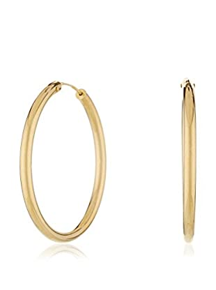 GOLD& DIAMONDS Pendientes oro amarillo 18 ct