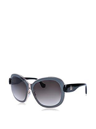 Balenciaga Sonnenbrille BA0003 58 16 140 01F (53 mm) blau/schwarz