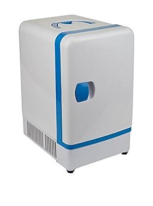 PURLINE Kühlschrank COOL-7 weiß/blau