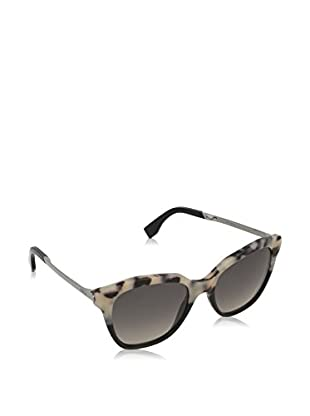 Fendi Occhiali da sole Mod. 0089/S DX_CU1 (52 mm) Nero/Crema