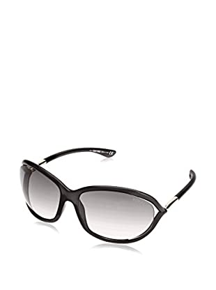 Tom Ford Gafas de Sol Polarized FT0008 01D (61 mm) Negro
