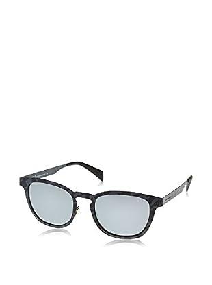ITALIA INDEPENDENT Sonnenbrille 0506-153-51 (51 mm) grau/schwarz