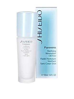 Shiseido Gesichtsfluid Matifying Moisturizing Oil-Free 50.0 ml, Preis/100 ml: 55.98 EUR