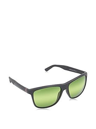 Gucci Sonnenbrille 1047/B/S CJ DL5 (56 mm) schwarz 56 mm