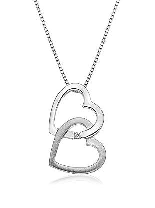 Hot Diamonds Halskette Sterling-Silber 925