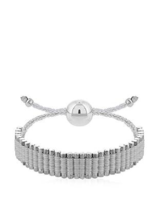 Diamond Style Armband Friendship grau