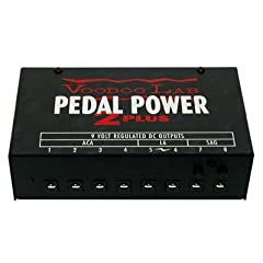VOO DOO LAB PEDAL POWER 2 PLUS