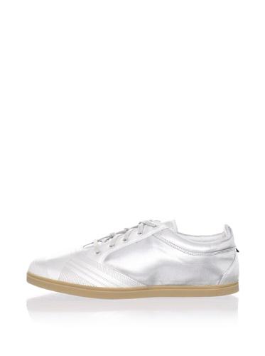 adidas SLVR Women's SLVR Fashion Low II Sneaker (Metallic Silver)