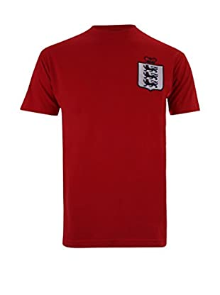 TOFFS - RETRO FOOTBALL APPAREL Camiseta Manga Corta England