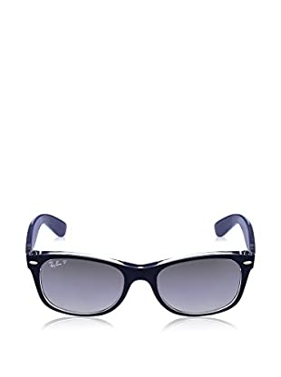 Ray-Ban Gafas de Sol Polarized New Wayfarer 2132-6053M3 (55 mm) Azul