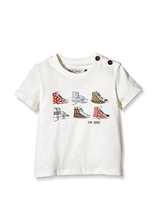 Jean Bourget Camiseta Manga Corta