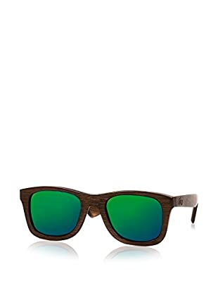 Time For Wood Sonnenbrille Polarized Murielo (50 mm) dunkelbraun