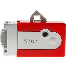 Vista Quest   VQ1005 2008年モデル 赤