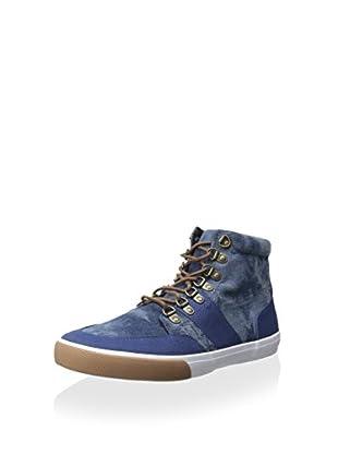 Generic Surplus Men's Sierra High-Top Sneaker (Navy/Blue)