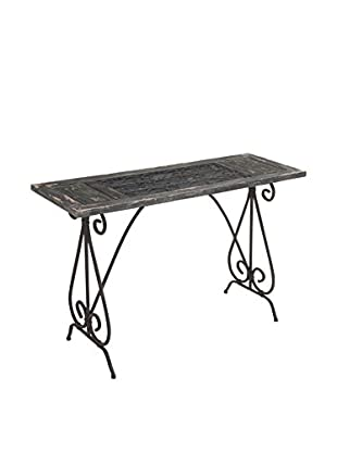 Console Table, Grey