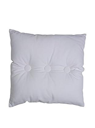 Lene Bjerre Anthea Tufted White Throw Pillow