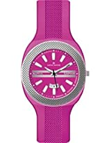 Jacques Lemans Alpha Saphir 373I Analogue Watch - For Women