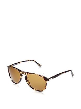 Persol Sonnenbrille Polarized 9714S 985/57 55 (55 mm) tabak