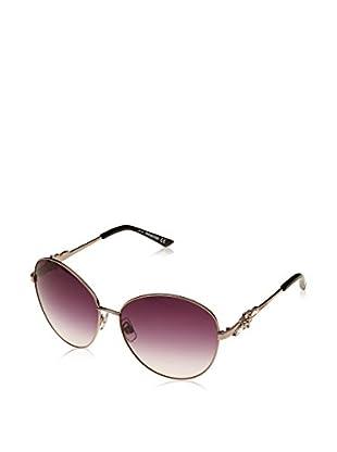 Swarovski Gafas de Sol 664689650439 (62 mm) Metal Oscuro