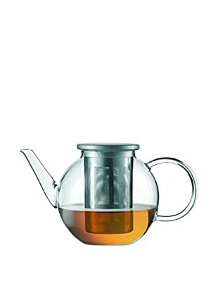 Jenaer Glas Concept Tea Collection Good Mood Teapot with Lid and Strainer, 33.8-Oz.