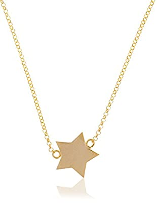 Córdoba Jewels Halskette vergoldetes Silber 925