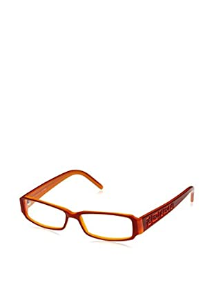 Fendi Montura 664 (51 mm) Naranja Oscuro