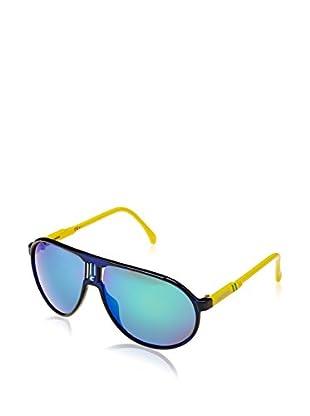 Carrera Sonnenbrille 762753512543 (62 mm) blau