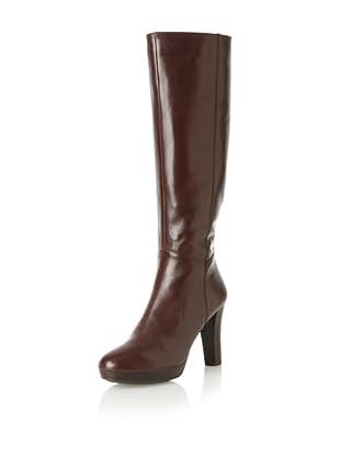 Geox Women's Marian Tall Boot (Chestnut)