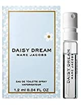 Marc Jacobs Daisy Dream Edt Mini Spray Vial (.04oz/1.2ml) *New Release*