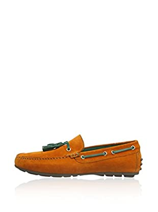 Florsheim Slippers Otello (Naranja)