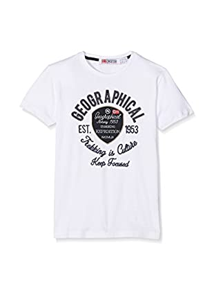 Geographical Norway Camiseta Manga Corta