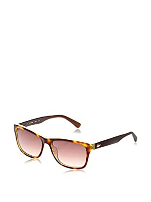 Lacoste Gafas de Sol 683S-218 (55 mm) Marrón